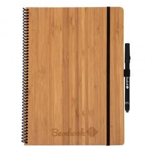 Bambook Uitwisbaar Whiteboard Schrift - Hardcover Combi A5