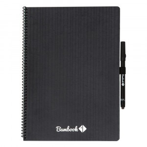 Bambook Uitwisbaar Whiteboard Schrift - Softcover Combi A4