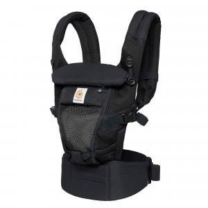 Ergobaby Babydraagzak 3P Adapt Cool Air Mesh Zwart