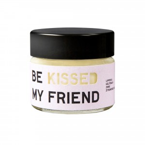 Be Kissed My Friend Lip- en Huidbalsem met Pijnboomolie & Citroenmelisse (15 ml)
