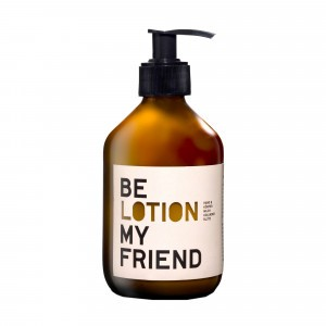 Be Lotion My Friend Hand-en Bodylotion met Vlierbloesem (100 ml)