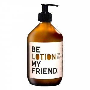 Be Lotion My Friend Hand-en Bodylotion met Vlierbloesem (500 ml)