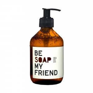 Be Soap My Friend Hand-en Bodywash Wild Mauve (100 ml)