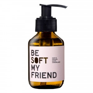 Be Soft My Friend Douche-en Lichaamsolie Amandel & Zonnebloem (100 ml)