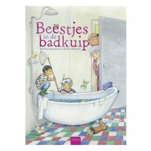 Clavis Lees- en voorleesboek Beestjes in de badkuip