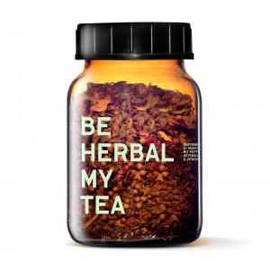 Be Herbal My Tea Ontspannende Kruidenthee met Citroenmelisse (50 gr)