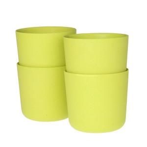 Ekobo Bekerset Lime - 4 stuks