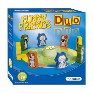Beleduc Funny Friends Duo
