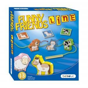 Beleduc Funny Friends Line