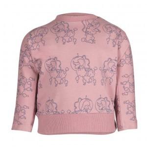 nOeser Belle Batwing Poodle Dreamy Pink (maat 56-86)
