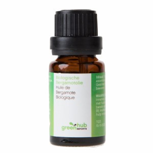 GreenHub Biologische Essentiële Bergamot Olie 10ml