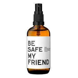 Be Safe My Friend Handreinigende Spray Lavendel-Citroenzeste (30 ml)