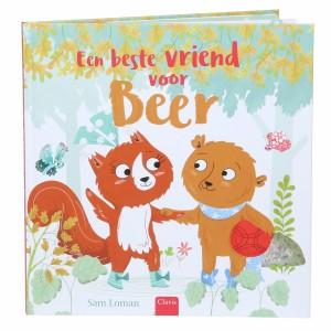 Clavis Boek Een beste vriend voor Beer