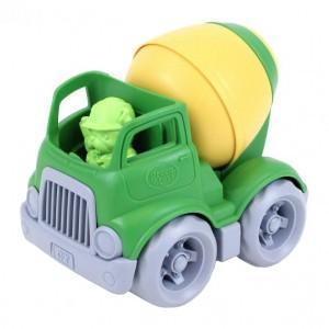 Green Toys Betonwagen Geel