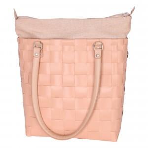 Handed By Shopper 'SoHo' Apricot Blush