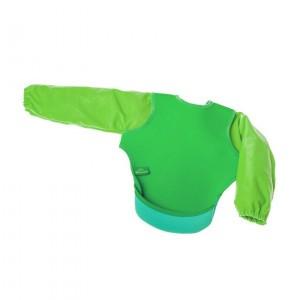 Bibetta UltraSlab met mouwen Groen