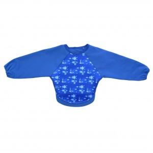 Bibetta UltraSlab met mouwen Vis Blauw