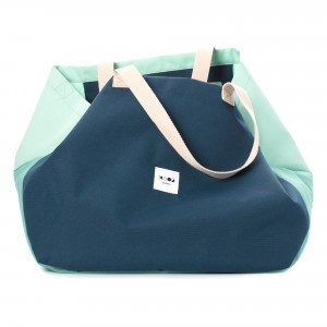 Kaos Big Bag Blue/Mint