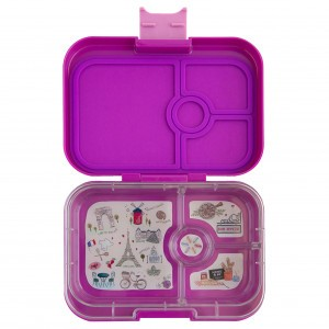 Yumbox Panino Bijoux Purple met Tray Paris