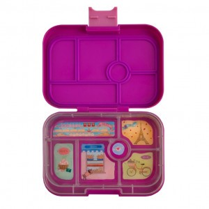 Yumbox Original Bijoux Purple met Tray Parijs