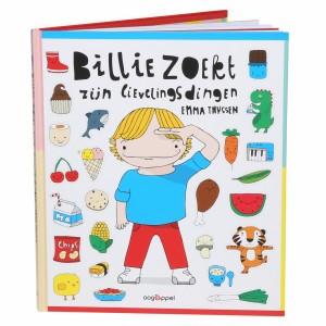 Oogappel Zoekboek - Billie zoekt zijn lievelingsdingen