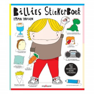 Oogappel Billies Stickerboek