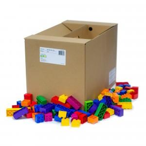 Biobuddi Bouwblokken Bio Box (500 stuks)