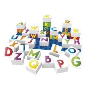 Biobuddi Bouwblokken Learning Letters