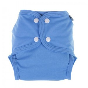 Little Lamb Sized Pocket Nappy Blauw