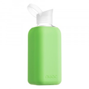 Nuoc Glazen Drinkfles Bliss Green Apple (800 ml)