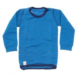 Woolpower Thermisch Ondergoed Shirt met lange mouwen - Dolphin Blue
