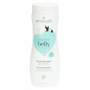 Attitude Blooming Belly Natuurlijke Douchegel (473 ml)