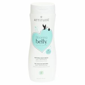 Attitude Blooming Belly Natuurlijke Douchegel (473 ml)