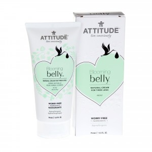 Attitude Blooming Belly Natural Vermoeide Benen