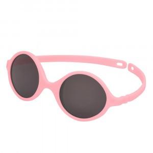 Kietla Zonnebril Diabola Blush Pink 0-1 jaar