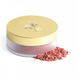 i.am.klean Loose Mineral Blush Powerful Peach 3