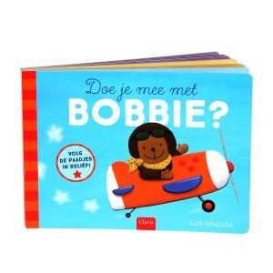 Clavis Leesboekje Doe je mee Bobbie?