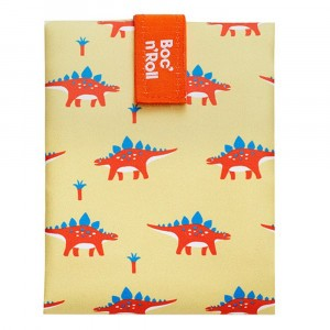 Roll'eat Boc'n Roll Animals Foodwrap Dino