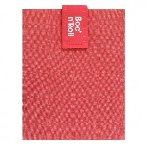 Roll'eat Boc'n Roll Eco Foodwrap Rood