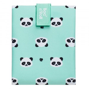 Roll'eat Boc'n Roll Animals Foodwrap Panda