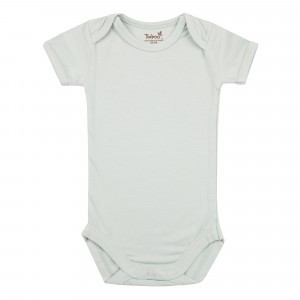 Timboo Body met Korte Mouwen Sea Blue
