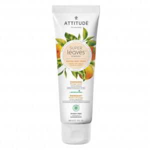 Attitude Super Leaves Body Cream - Energizing  (240 ml)