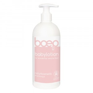 Boep Baby Bodylotion Maxi (500 ml)