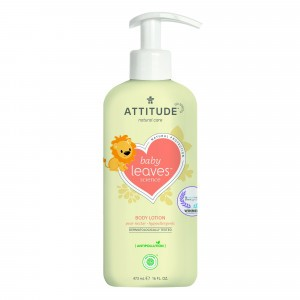 Attitude Baby Leaves Body Lotion (Pear Nectar) 473 ml