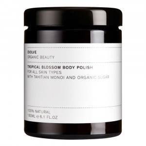 Evolve Body Scrub Tropical Blossom (180 ml)