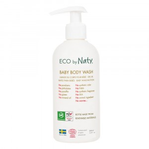 Naty Eco Baby Body Wash