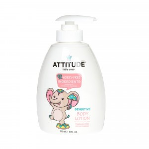 Attitude Little Ones Bodylotion 300ml (geurvrij)