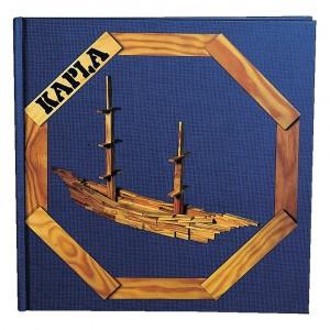 Kapla Kunstboek nr. 2 Blauw