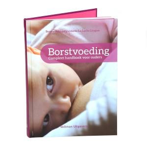 Boek 'Borstvoeding, compleet handboek voor ouders'