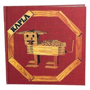 Kapla Kunstboek nr. 1 Rood